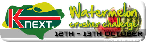KNEXT - Watermelon crusher challenge